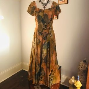 Carole Little dress size 8 EUC